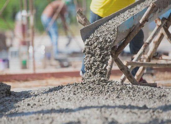 Concrete Project - Pouring